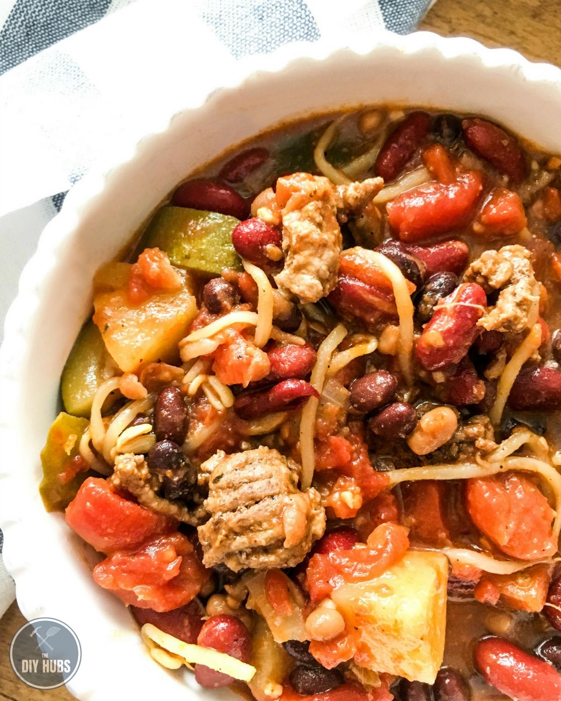 Ultimate Chili Recipe